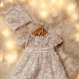 Other - White holiday/ceremonial baby dress
